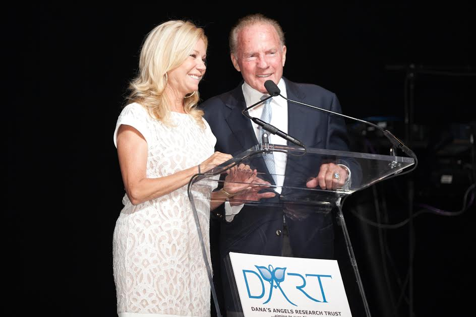 Kathie Lee Gifford speaks at DART event