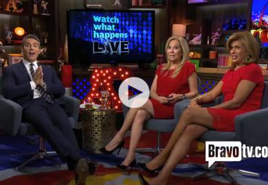 Kathie Lee on Bravo's Watch What Happens Live