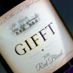 Gifft Wines Bottle