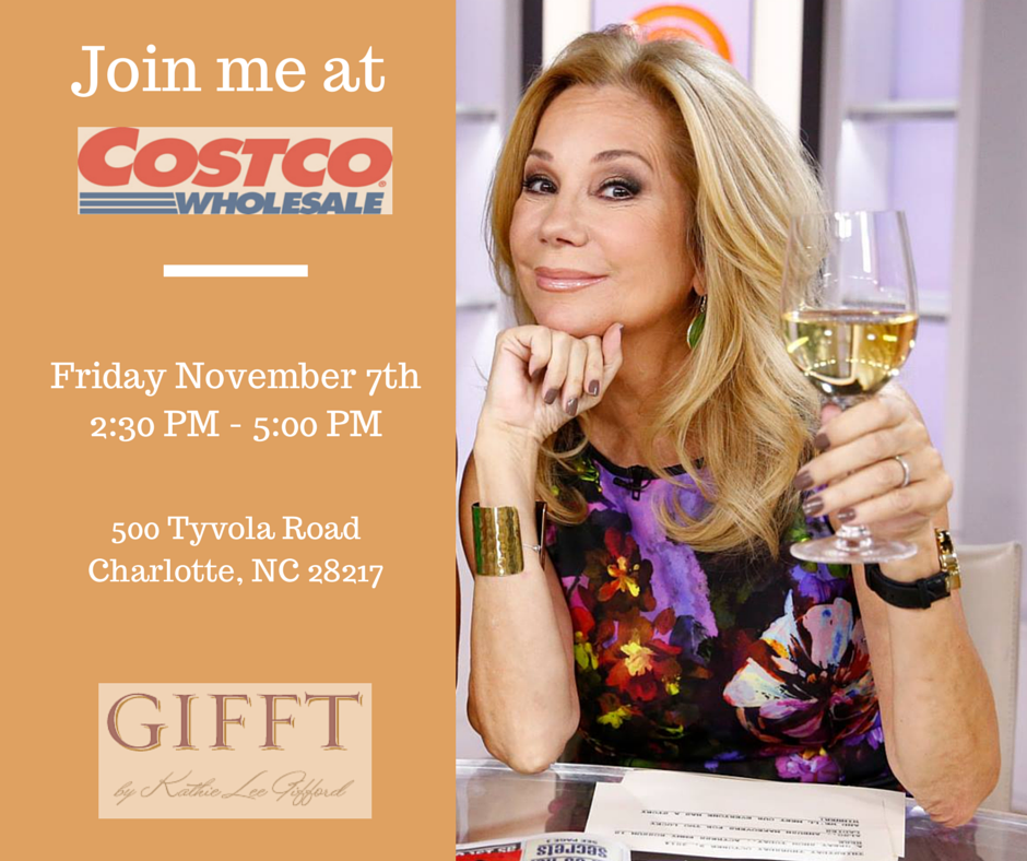Kathie lee gifft wines appearance