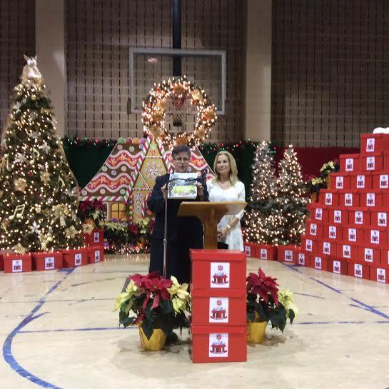 Kathie Lee Salvation Army