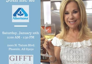 Kathie Lee Gifford Gifft Wines