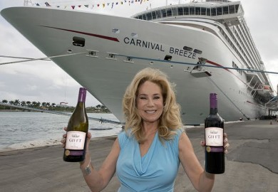 Kathie Lee Carnival Cruise