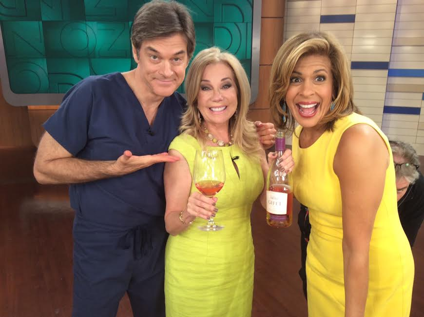 Kathie Lee Dr. Oz Show