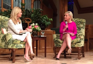 Kathie Lee Gretchen Carlson Book Tour