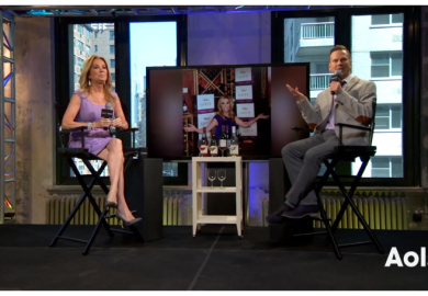 Kathie Lee Gifford AOL Build Interview