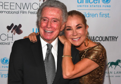 Regis and Kathie Lee Gifford 2015