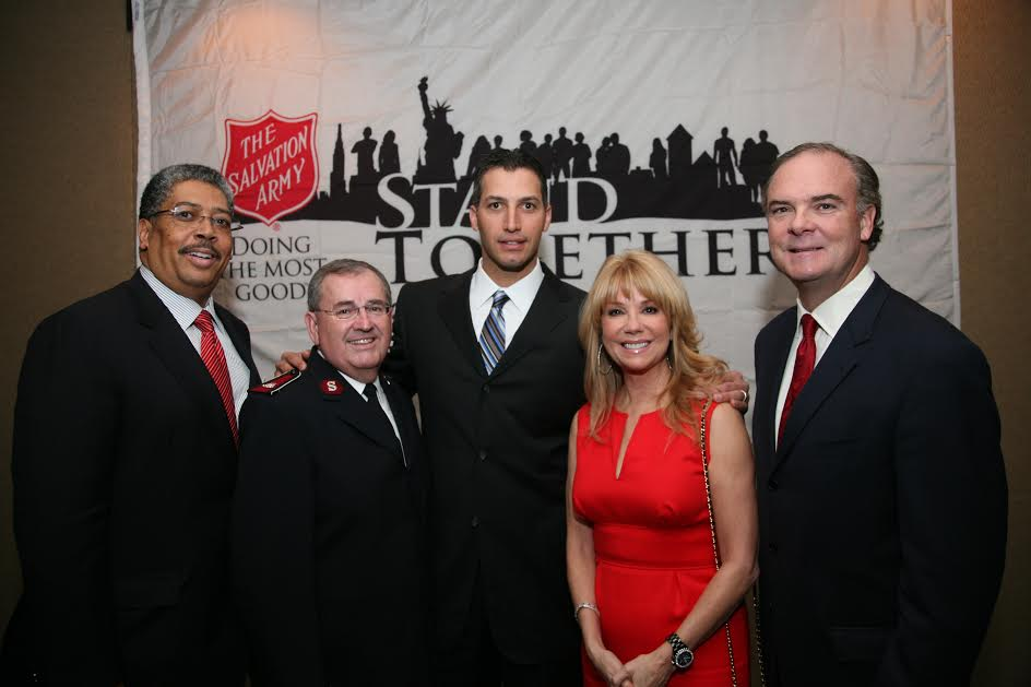 Kathie Lee Gifford at Salvation Army Event